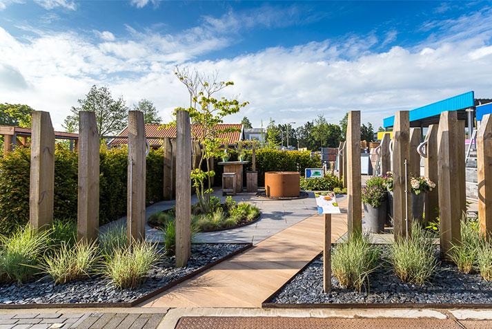 Hoveniersbedrijf adriaansen de wouwse tuinen for Voorbeeld tuinen kijken