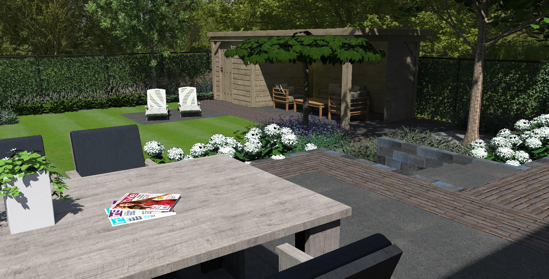 Complete tuin renovatie #Hoeven (4)